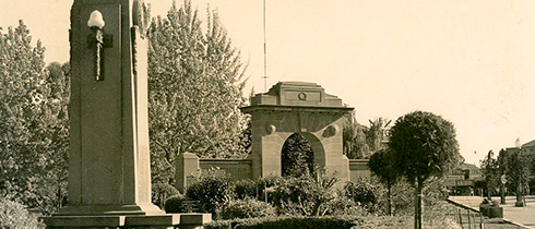 Wagga War Memorial