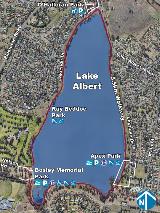 Lake Albert Wagga Wagga City Council