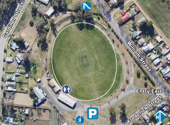 McPherson Oval