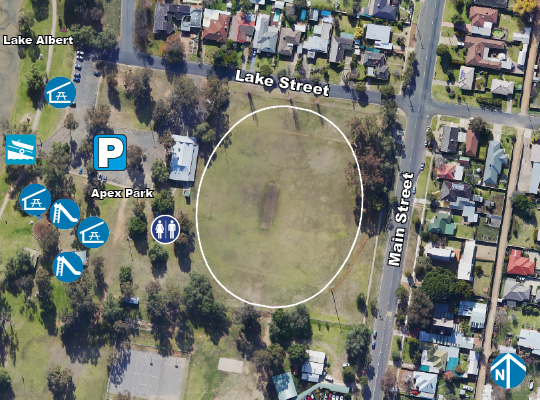 Lake Albert Oval