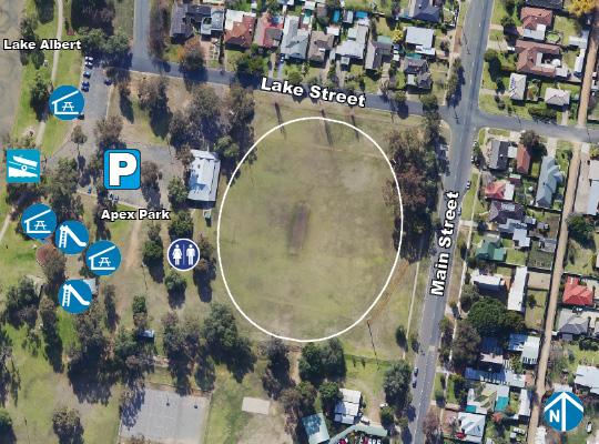 Lake Albert Oval