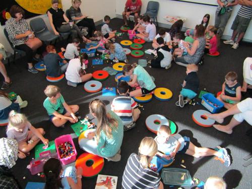 Program at Wagga Wagga City Library