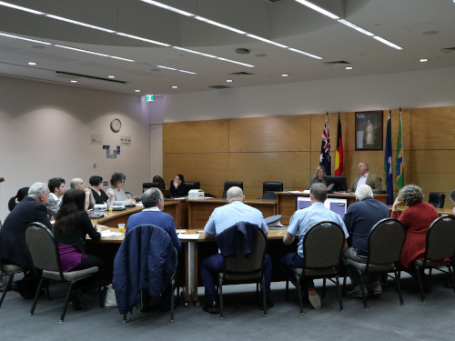 First meeting for Crime Prevention Working Group - Wagga